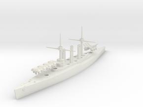 1/700 Citadel-Class Battlecruiser in White Natural Versatile Plastic