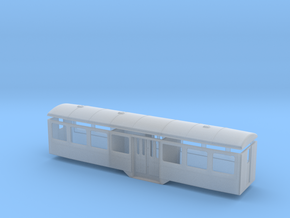 BVZ B 2269-2272 in Smooth Fine Detail Plastic: 1:150