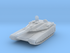 Vulcan assault tank in Smooth Fine Detail Plastic