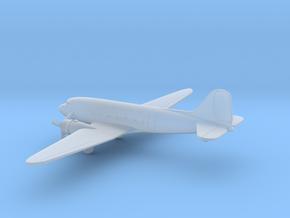 Douglas DC-3 in Smooth Fine Detail Plastic: 1:400