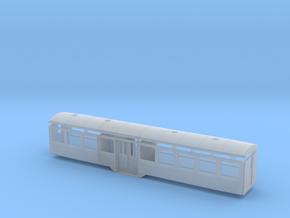 BVZ B 2273-2275 in Smooth Fine Detail Plastic: 1:150