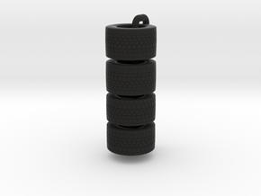 OMCT430012 Full Wet F1 tyre set 2014 in Black Natural Versatile Plastic