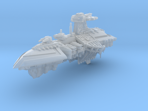 Europa Combat Carrier in Smooth Fine Detail Plastic