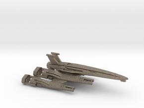 Nomad-D SR-II in Matte Bronzed-Silver Steel