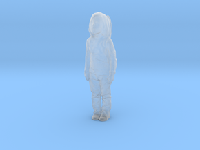 Printle C Kid 154 - 1/48 - wob in Smooth Fine Detail Plastic