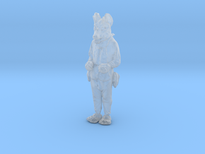 Printle C Homme 663 - 1/48 - wob in Smooth Fine Detail Plastic