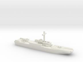 1/300 Scale LCI(S) in White Natural Versatile Plastic
