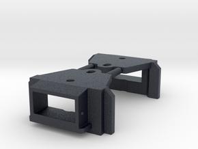 Atlas O Scale U23B Kadee Coupler Mount in Black Professional Plastic