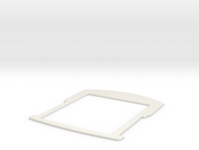 Character Sheet PADD for STA Top Section in White Natural Versatile Plastic