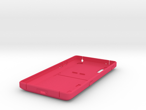 Fairphone2 MultiPurpose Cover in Pink Processed Versatile Plastic