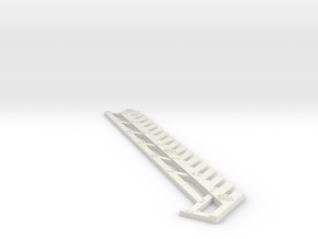 long steps 1 L in White Natural Versatile Plastic