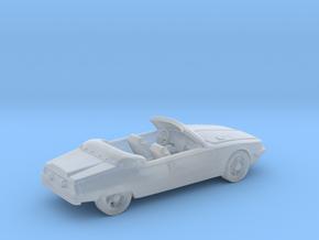 Citroen SM 1:120 TT in Smooth Fine Detail Plastic