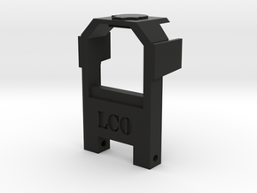 LCO protector in Black Natural Versatile Plastic