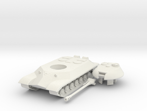 1/100 IS-5 in White Natural Versatile Plastic