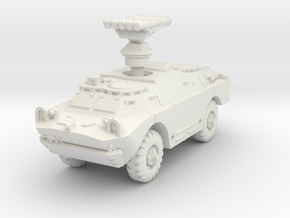 BRDM 2 AT Spandrel scale 1/100 in White Natural Versatile Plastic