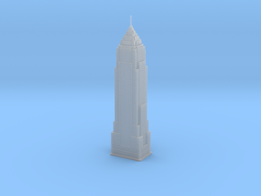 Key Tower (1:2000) in Smooth Fine Detail Plastic