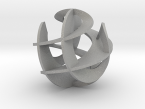 Sculpture IV in Aluminum
