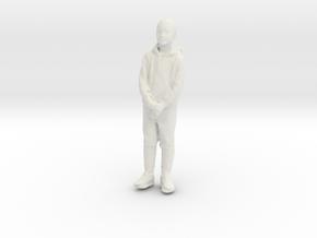 Printle C Kid 340 - 1/24 - wob in White Natural Versatile Plastic
