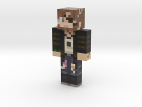 ponchoinsanity   Minecraft toy in Natural Full Color Sandstone