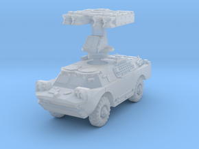 BRDM 2 AT Gaskin scale 1/144 in Smooth Fine Detail Plastic