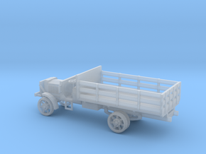 1/160 Scale Liberty Truck Cargo in Smooth Fine Detail Plastic