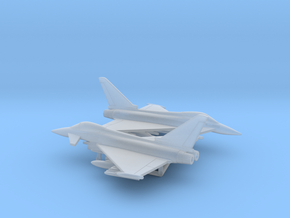 Eurofighter EF-2000 Typhoon in Smooth Fine Detail Plastic: 1:400