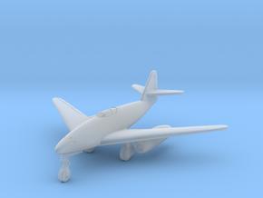 (1:144) Messerschmitt Me 262 HG II Rear-set Engine in Smooth Fine Detail Plastic
