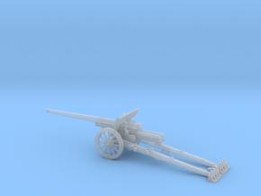 1/72 IJA Type 92 105mm field gun in Smooth Fine Detail Plastic