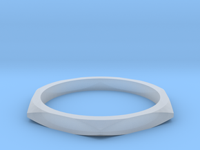 nut ring size 6 in Smoothest Fine Detail Plastic