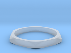 nut ring size 11.5 in Smoothest Fine Detail Plastic