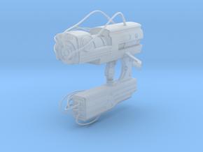 1:6 Miniature H-Gun (Z-Gun) - Gantz in Smooth Fine Detail Plastic