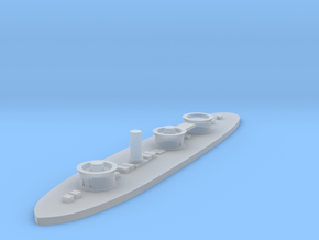 1/1200 USS Roanoke in Smooth Fine Detail Plastic