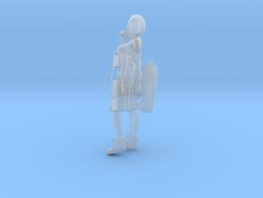 1/24 Sci-Fi Girl Anzu w Z Gun and Pistols in Smoothest Fine Detail Plastic