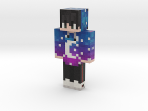 Shalamin   Minecraft toy in Natural Full Color Sandstone