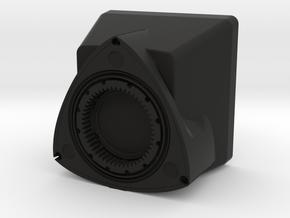 Rotor S5 Key Cap (Front Side) in Black Premium Versatile Plastic