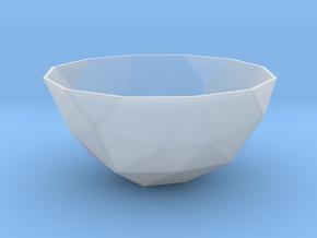 108mm f110 bowl lwlsldsgmtrx in Smooth Fine Detail Plastic