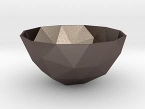54mm f110 bowl lawal solids gmtrx in Polished Bronzed-Silver Steel