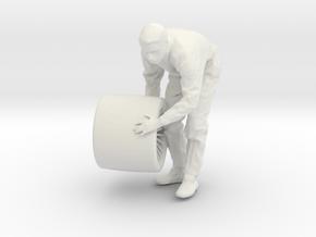 Printle C Homme 2460 - 1/24 - wob in White Natural Versatile Plastic