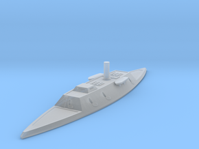 1/1000 CSS Richmond/Savannah in Smooth Fine Detail Plastic