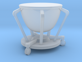 "1:48 29"" Timpani in Smooth Fine Detail Plastic"