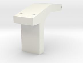 TRF201XR/XM/XWM 3 Gear Waterfall in White Natural Versatile Plastic
