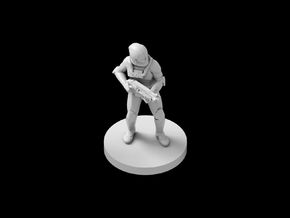 (IA) Clone Pilot Phase 1 in Smooth Fine Detail Plastic