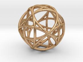 Mind 6D Universe Akasha in Natural Bronze (Interlocking Parts)