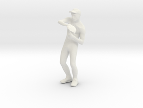 Printle T Homme 2504 - 1/24 - wob in White Natural Versatile Plastic
