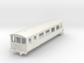 o-87-drewry-motor-coach in White Natural Versatile Plastic