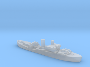 Late Model Flower Class Corvette 1:1200 WW2 in Smoothest Fine Detail Plastic