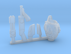 Tau Cadre Fireblade Conversion kit in Smooth Fine Detail Plastic: Small