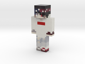 HongyiMC | Minecraft toy in Natural Full Color Sandstone