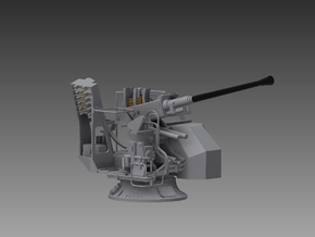 Bofors MKVII Kit 1/35 in Smooth Fine Detail Plastic