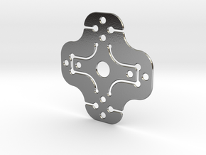 NicNac in Polished Silver